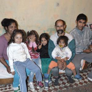 János és Ibolya családja