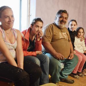 Gábor és családja