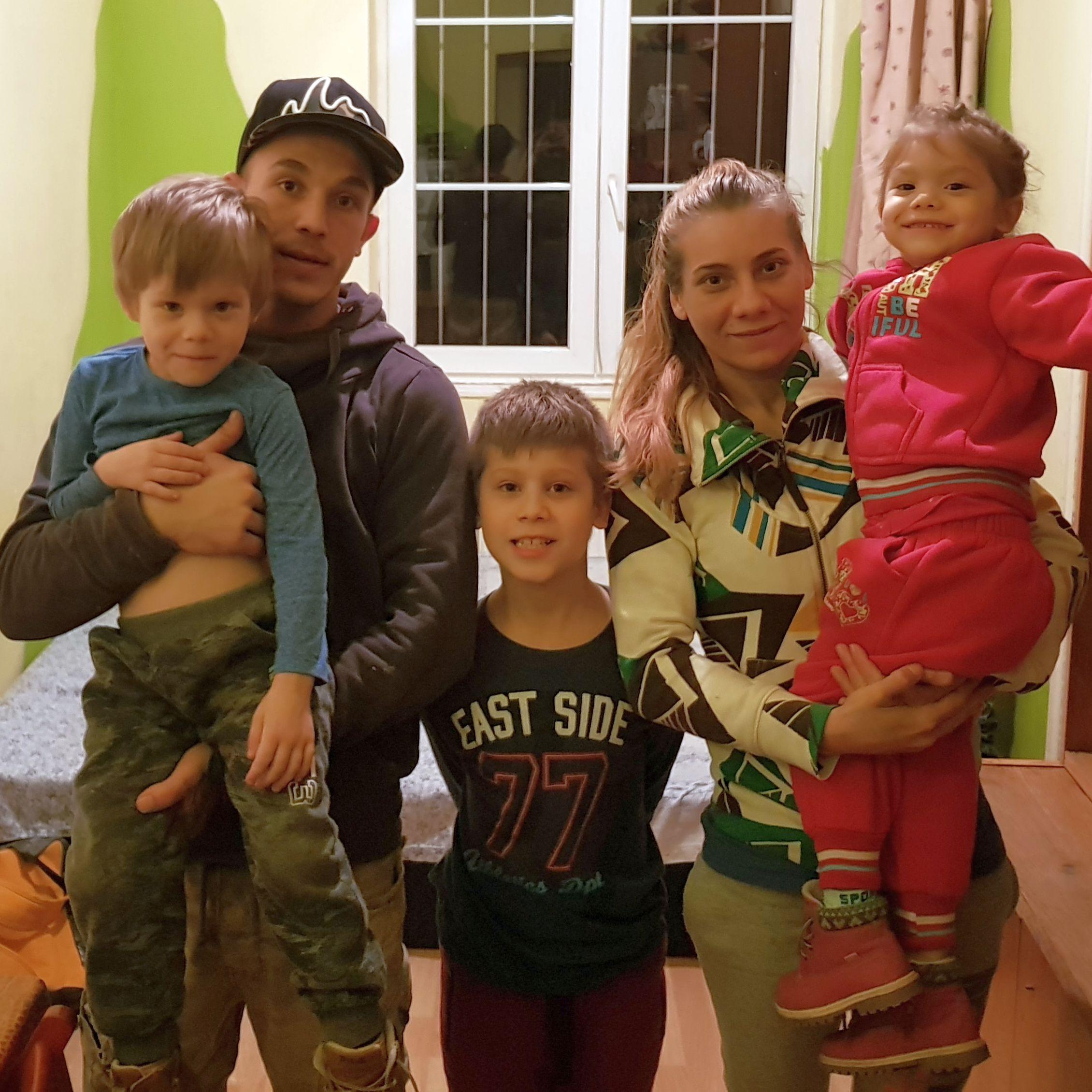 balog család