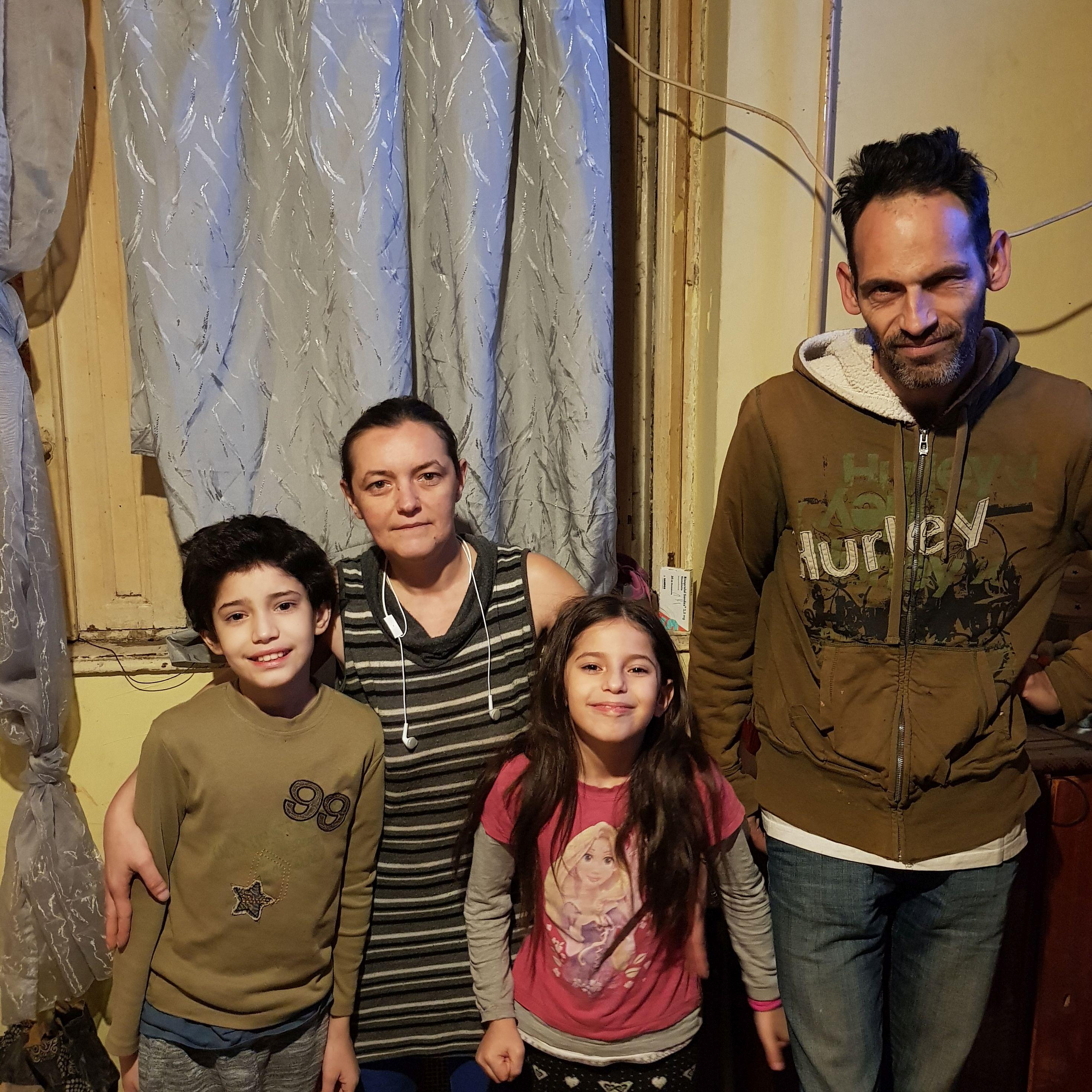 Lakatos család vágott